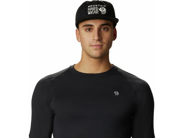 Mountain Hardwear Logo Gorra, black